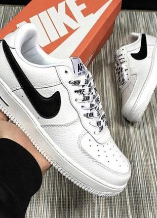 Мужские кроссовки Nike Air Force 1 NBA.