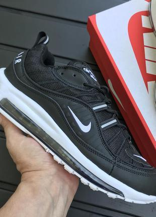 Мужские кроссовки nike air max 98.