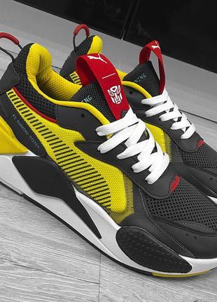 Мужские кроссовки Puma RS-X Transformer.