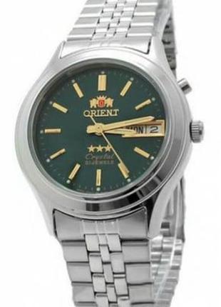 Часы Orient с маятниковым автоподзаводом FAB00006B9 или FEM030...