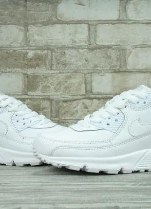 Nike Air Max 90 White 36-40