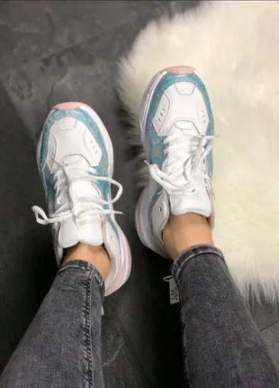Кроссовки женские Nike m2K tekno ⬆️