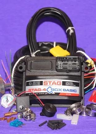 Электроника для ГБО 4 Stag Q-Box Basic