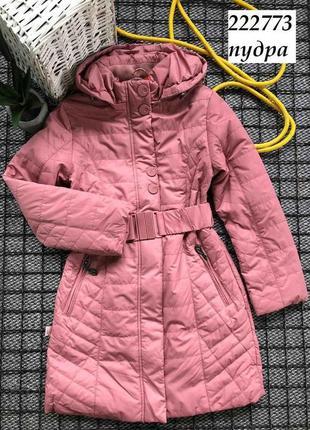 Шикарная куртка на флисе. 140-164