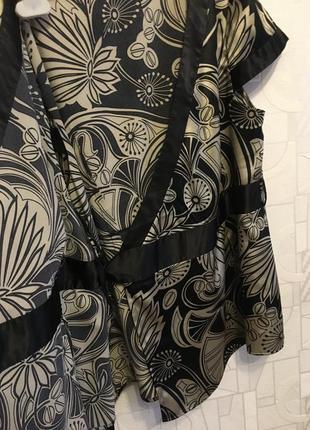Блузка на запах new look