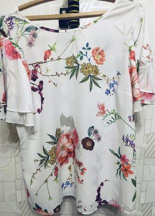 Шикарная блузка f&f