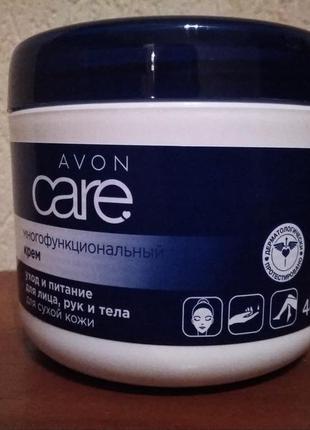 """Многофункциональный крем для лица, рук и тела avon care  """"уход..."""