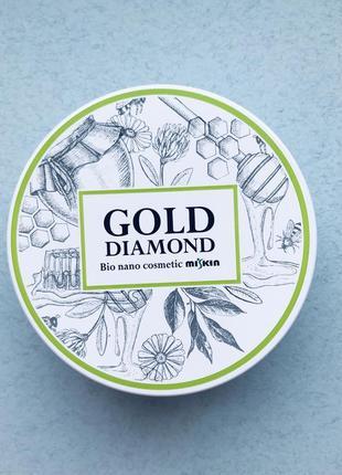 Гидрогелевые патчи с медом и зеленым чаем miskin gold diamond ...