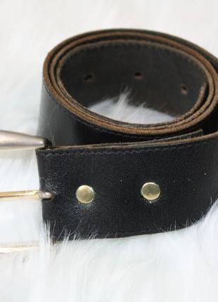 Ремень кожаный кожа натуральная 100% principles (к037)