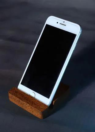 Підставка, подставка під телефон, дерев'яна