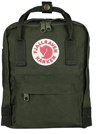 Рюкзак мужской олива портфель сумка kanken fjallraven , сидень...