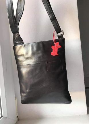 Кожаная сумка кроссбоди radley