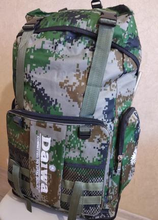 Туристический походной тактический рюкзак сумка 70 л