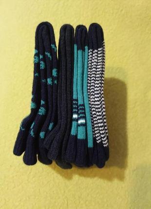 Носки набор хлопковых носков набір бавовняних носків lupilu