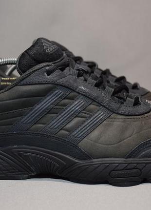 Кроссовки adidas trail leather gtx gore-tex трекинговые мужски...