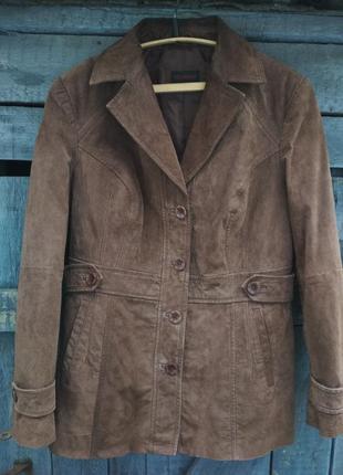 Кожаная куртка, пиджак 100% кожа