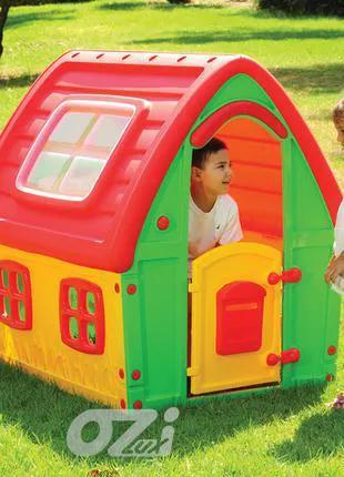 Домик детский игровой волшебный старпласт 50-560