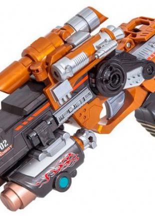 Игровой набор robogun 2-в-1 пистолет-трансформер
