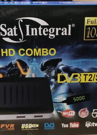 Sat-integral SP-1319 HD DVB-T2/S2  COMBO