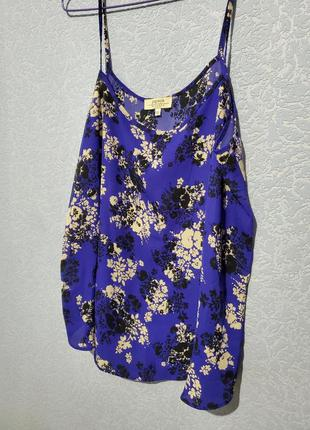 Легкая блуза, летняя майка