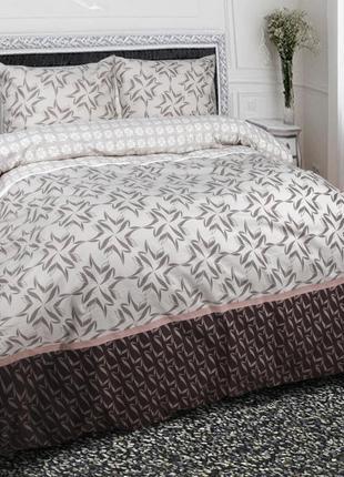 Марсан двухспальный постельный комплект теп, бязь книжка