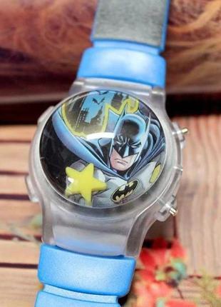 Детские часы, часики бэтмен