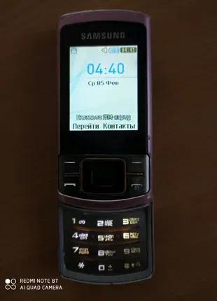 Мобильный телефон Samsung C3050 слайдер