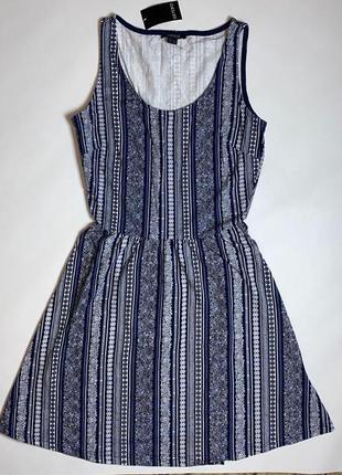 Красивое летнее платье esmara м 40 - 42