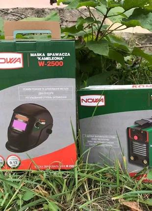 Сварочный инвертор NOWA 250A+маска в подарок