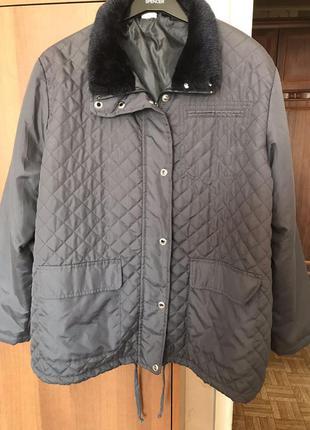 Курточка весна/осень на 18-20 размер