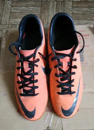 Nike Mercurial 42-43 Vapor VIII FG Mango Black