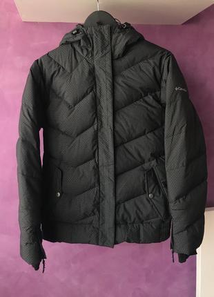 Пуховая куртка columbia, оригинал