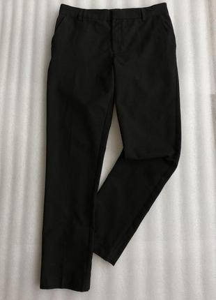 Marks & spencer  👍  черные брюки для школы размер 164/13-14 лет