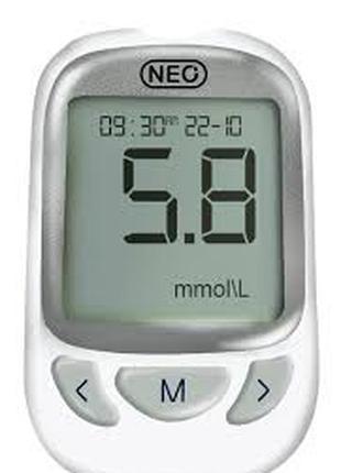 Глюкометр НЕО +50 тест-полосок Хіт продажу!!!Вигідно,надійно