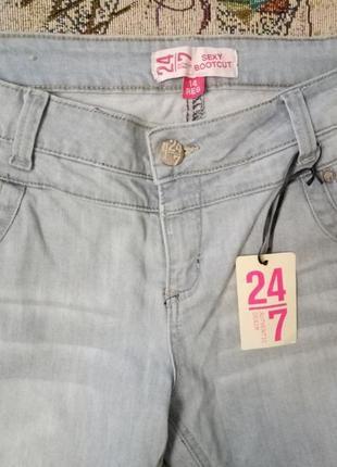 Брендовые джинсы authentic genim.новые с бирками