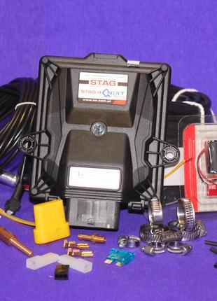 Электроника для ГБО на 4 цилиндра STAG Q NEXT PLUS