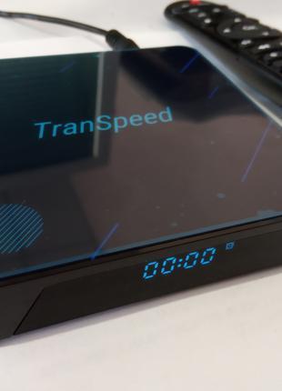 Приставка Transpeed X3 plus Android 9 tv Box Amlogic S905X3 2/16Г