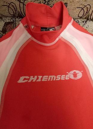 .спортивная кофта мастерка Chiemseе германия