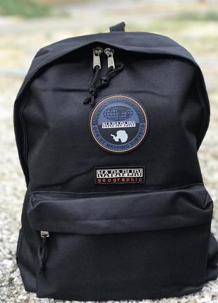 Рюкзак napapijri voyage apparel черный