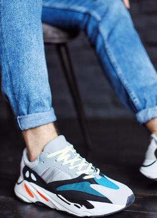 Кроссовки adidas yeezy boost 700 wave runner