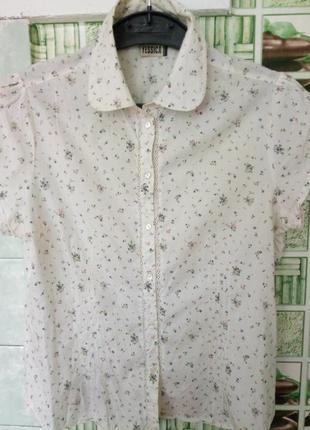 Блуза- Yessica из хлопка.