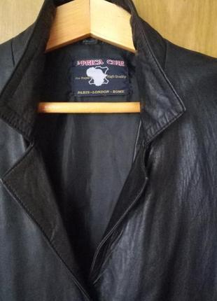 Курточка куртка натуральная кожа Africa