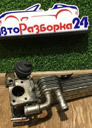 Клапан возврата ОГ клапан EGR Skoda A5 разборка Шкода Октавия А5