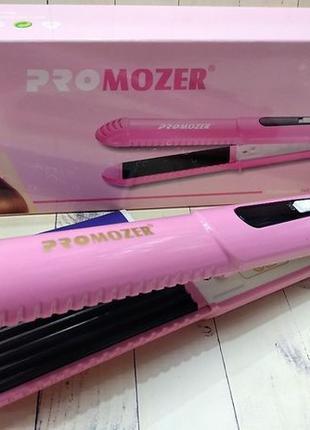 Гофре, утюжок Pro Mozer MZ 7040A 30 Вт выпрямитель волос