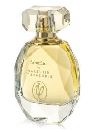 Парфюмерная вода faberlic by valentin yudashkin gold 65 мл. но...