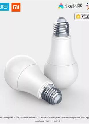 Лампочка Xiaomi Aqara LED Smart Bulb ZNLDP12LM Умная лампочка ...