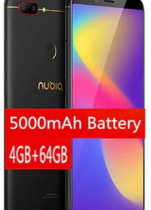 ZTE Nubia N3 4/64GB Global Snapdragon 4000mA
