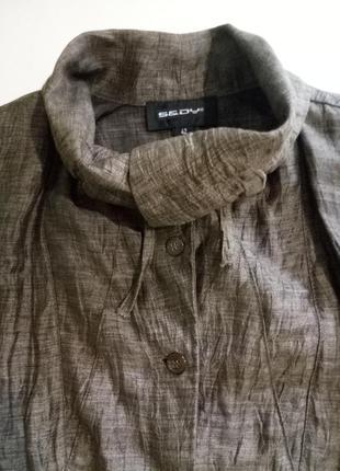 Летний пиджак- жакет sedu