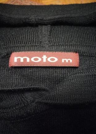 Жилет жилетка с капюшоном moto