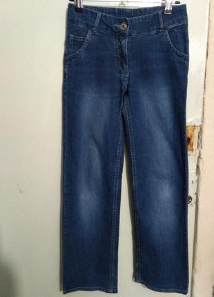 Летние джинсы на рост 146 см